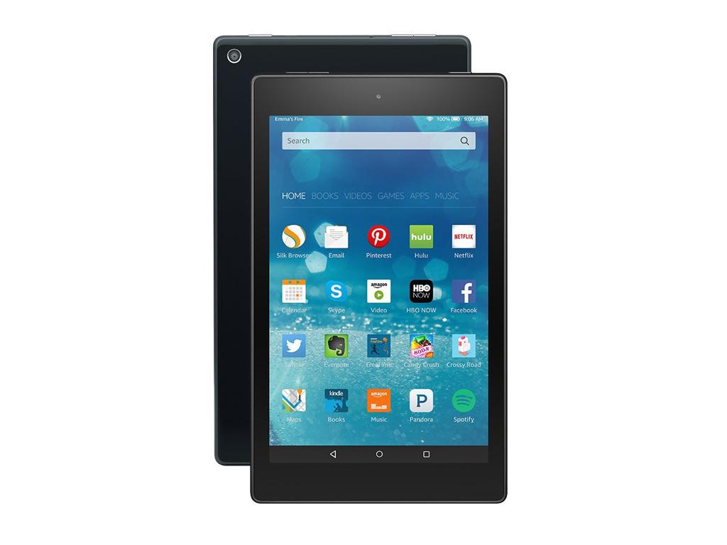 Amazon fire hd 8 inch 2015 notebookcheck net external reviews