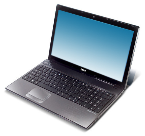 Acer Aspire 5745PG Intel Graphics Windows 7