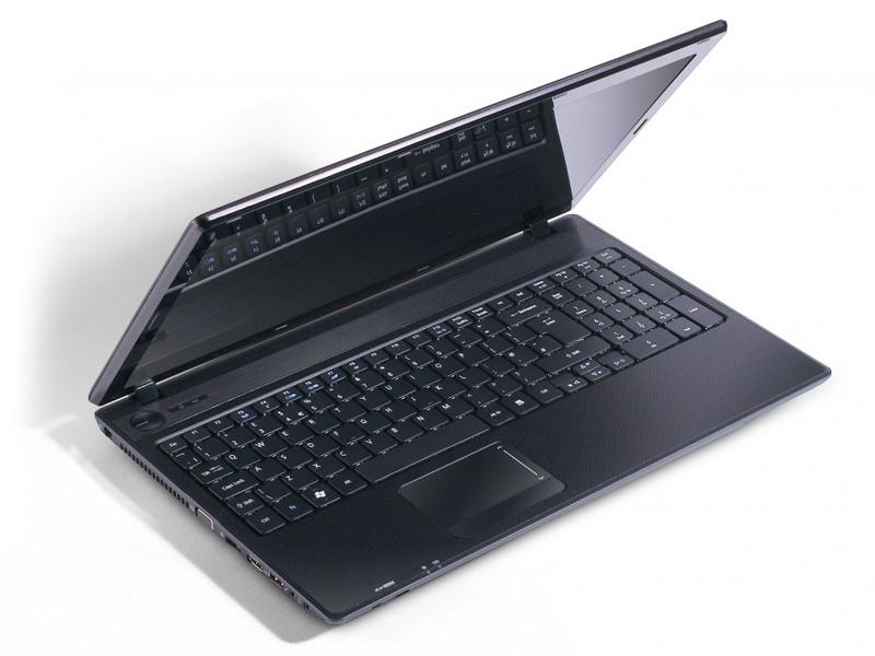Acer Aspire 5253 Series Notebookcheck Net External Reviews
