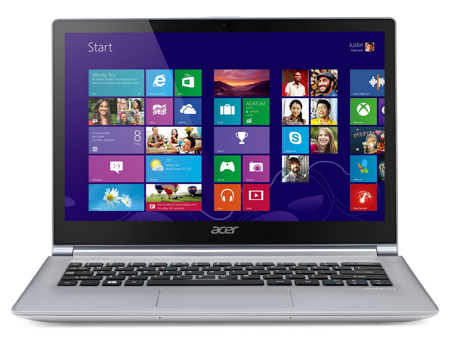 Acer Aspire S3-392G Intel HD Graphics Drivers for Windows Download