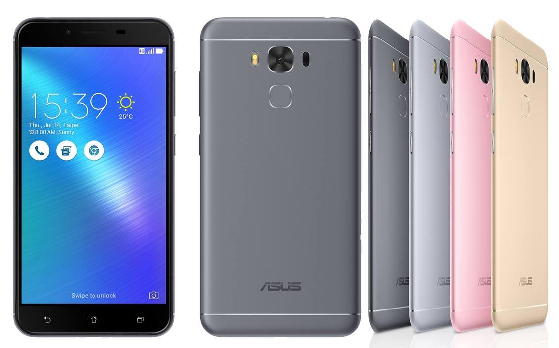 Asus Zenfone 3S Max ZC521TL - Notebookcheck.net External