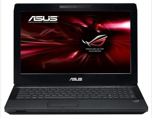 Asus G53SW Notebook Intel INF 64 BIT