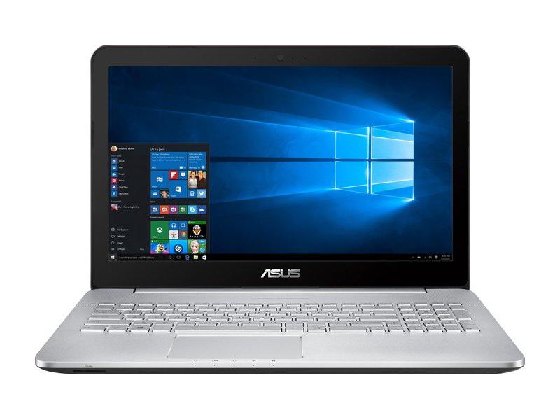ASUS VivoBook Pro N552VX Realtek LAN Vista