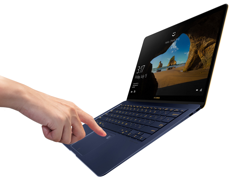Asus Zenbook 3 Deluxe UX490UA - Notebookcheck.net External Reviews