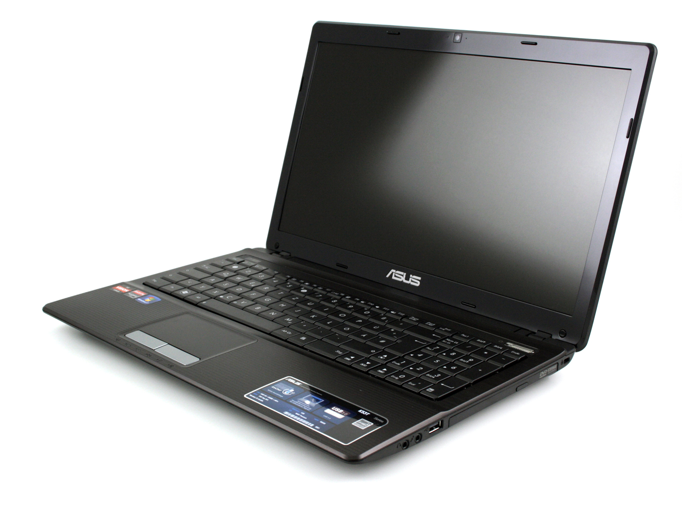 Laptop Asus K53T: description, specifications, reviews 42