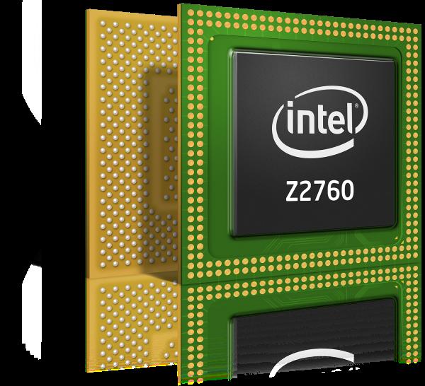 Intel Atom Z Notebook Processor