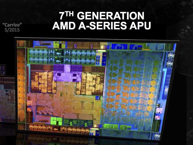 AMD Bristol Ridge FX-9800P Notebook Processor - NotebookCheck net Tech