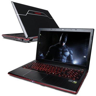 Cyberpower Fangbook Evo Hx6 105 Notebookcheck Net