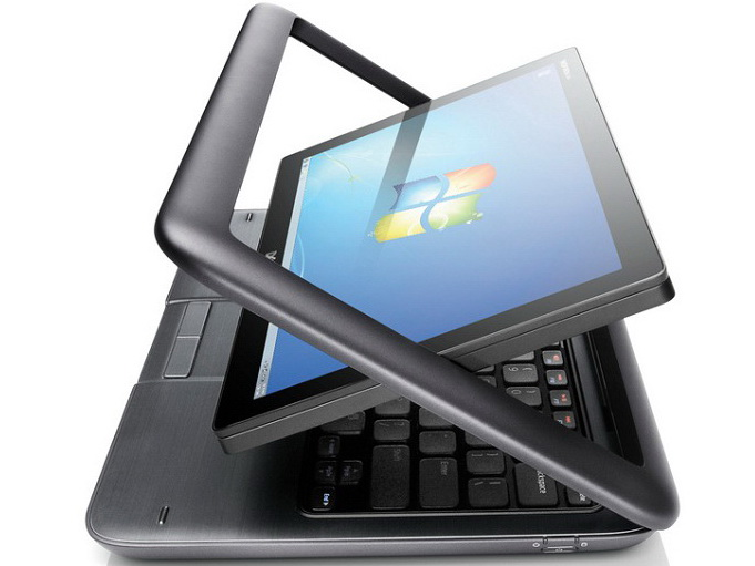 Dell xps 12 series external reviews for Notebook tablet