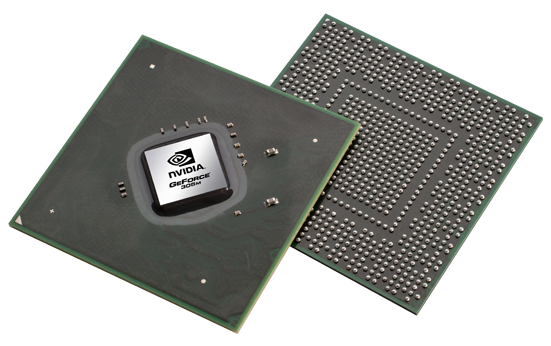 Nvidia GeForce 605M
