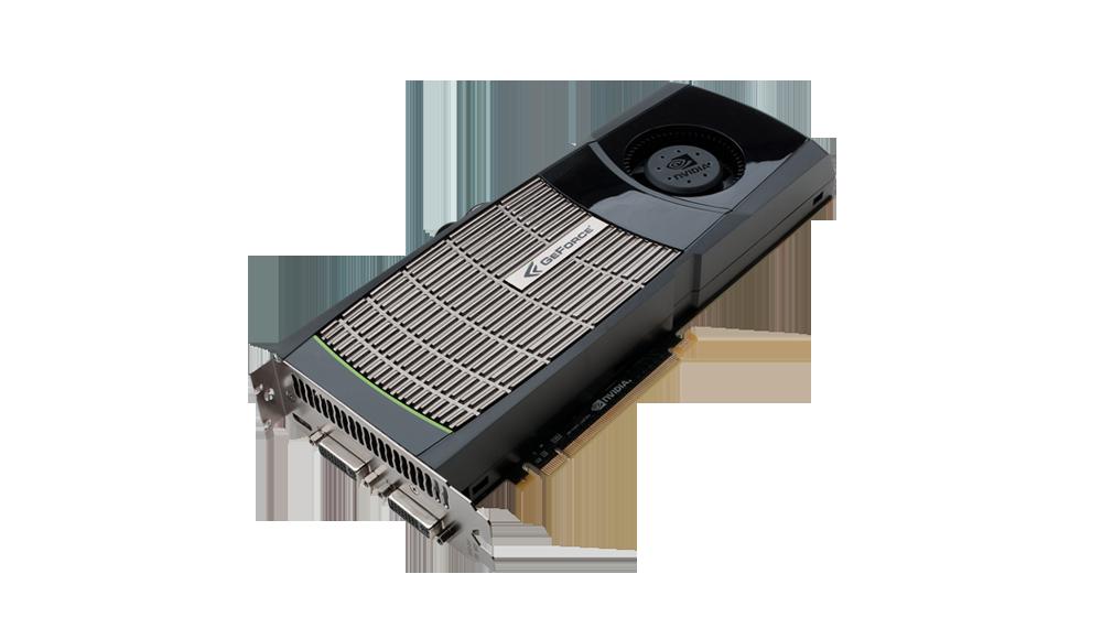 NVIDIA GeForce GTX 480 - NotebookCheck.net Tech