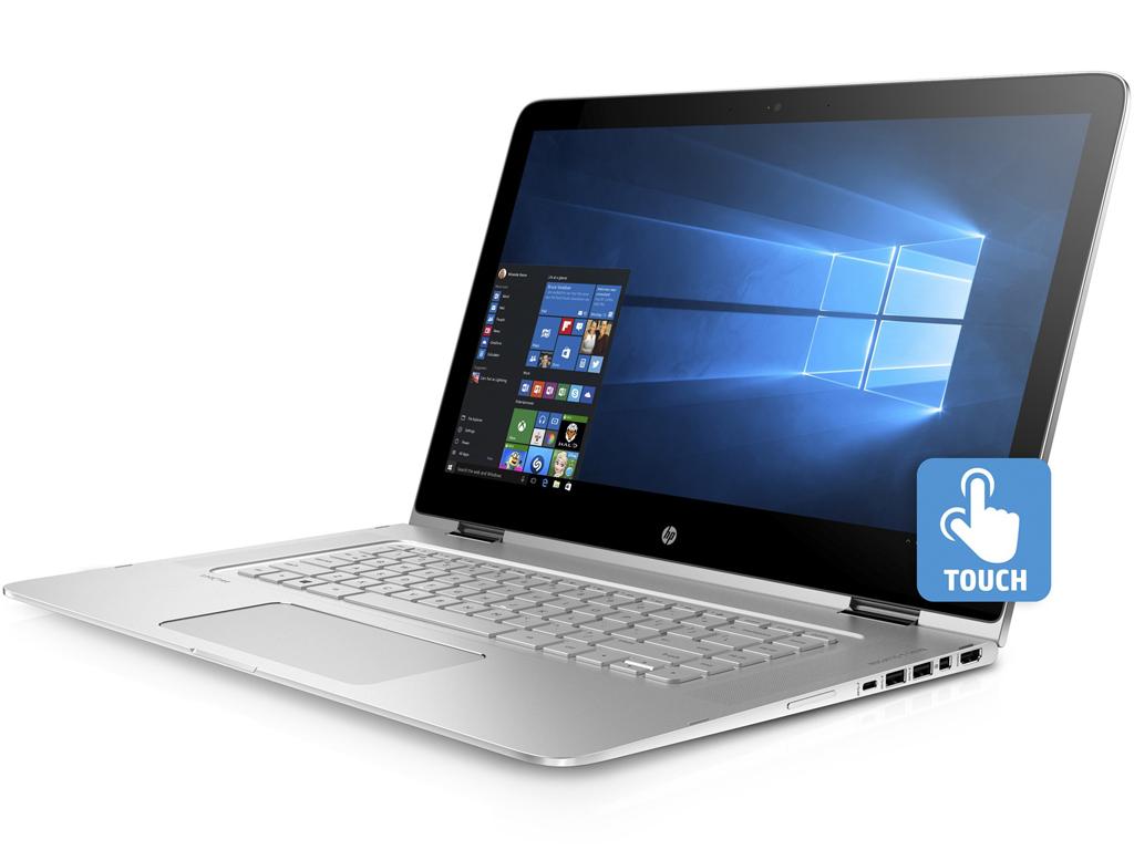 HP Spectre x360 15-ap004ng - Notebookcheck.net External