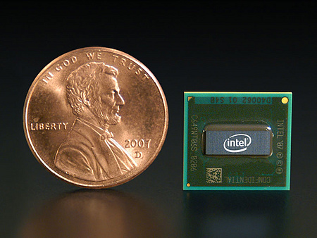 Intel Atom N270 Notebook Processor - NotebookCheck.net Tech