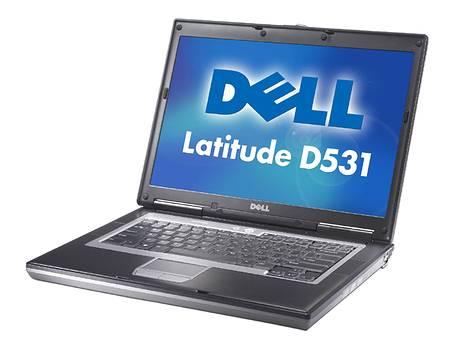 Dell Latitude D531 - Notebookcheck.net External Reviews