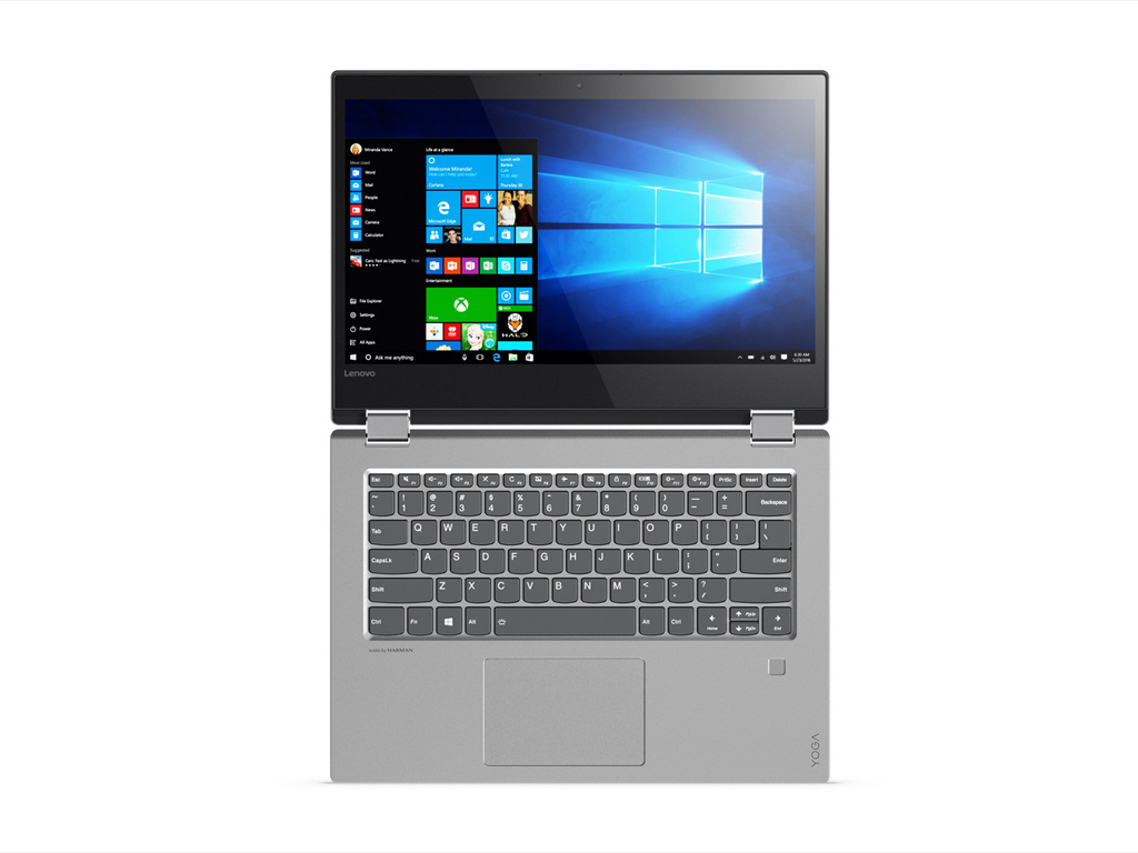 Lenovo Yoga 520 Series Notebookcheck Net External Reviews