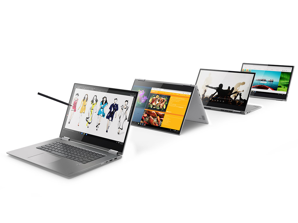 Lenovo Yoga 730-15 - Notebookcheck net External Reviews