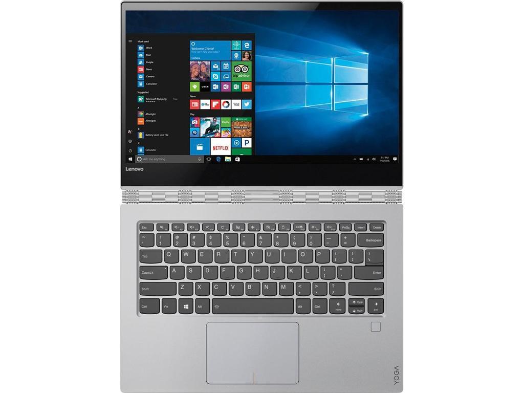 Lenovo Yoga 920 14-80Y70066US - Notebookcheck net External