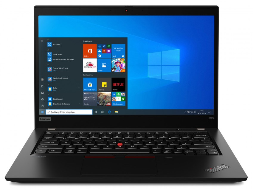 Lenovo ThinkPad X13 G1 (13.3-Inch, 2020)