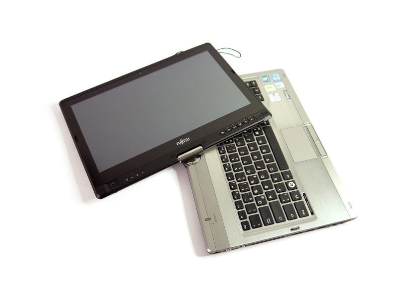 Fujitsu t series lifebook manuals