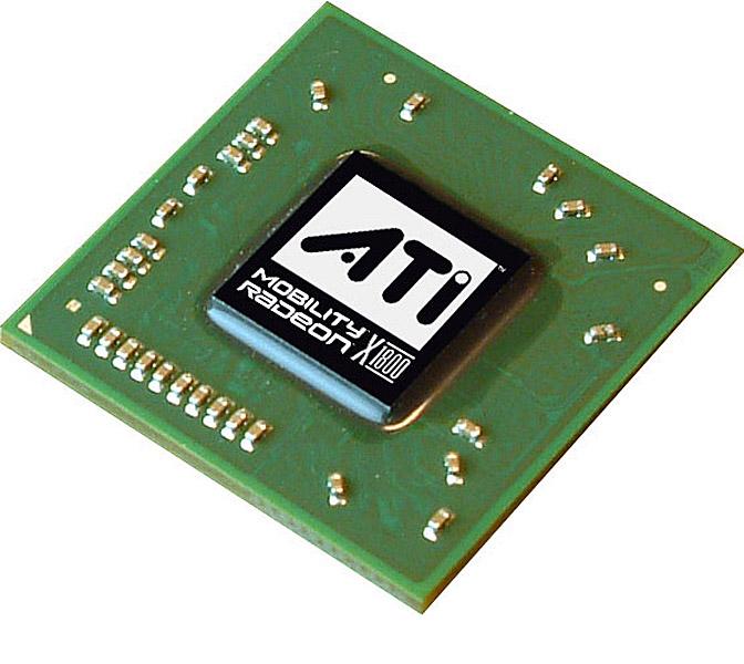 WatFile.com Download Free ATI Mobility Radeon X1800 - NotebookCheck net Tech