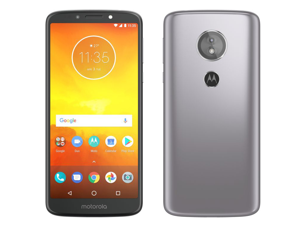 Motorola Moto E5 - Notebookcheck net External Reviews