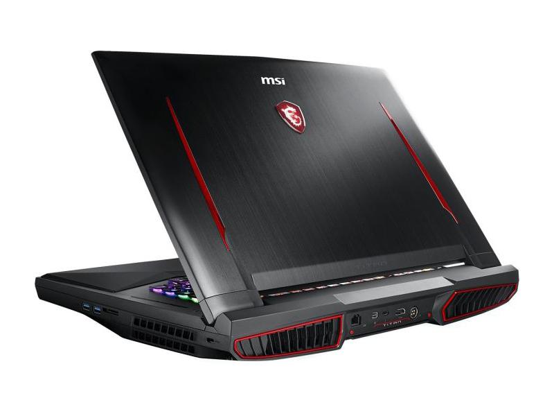 Msi Gt75vr 7re Titan 018au Notebookcheck Net External Reviews