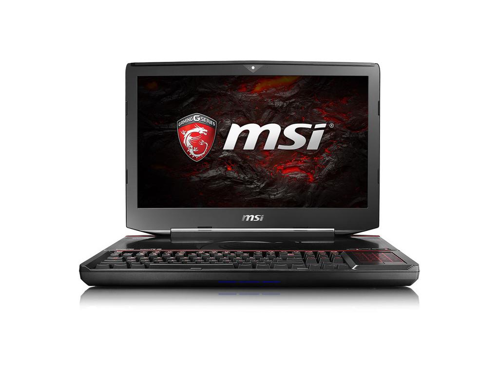 "MsiGT83VR 6RF  1  - MSI GT83VR 6RF ""Titan SLI"" FHD Gaming Notebook (Black)"