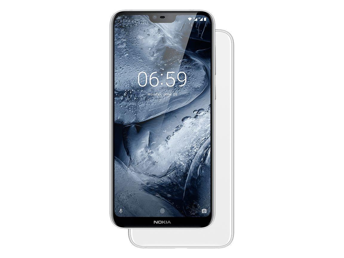 Nokia 6 1 Plus Notebookcheck Net External Reviews