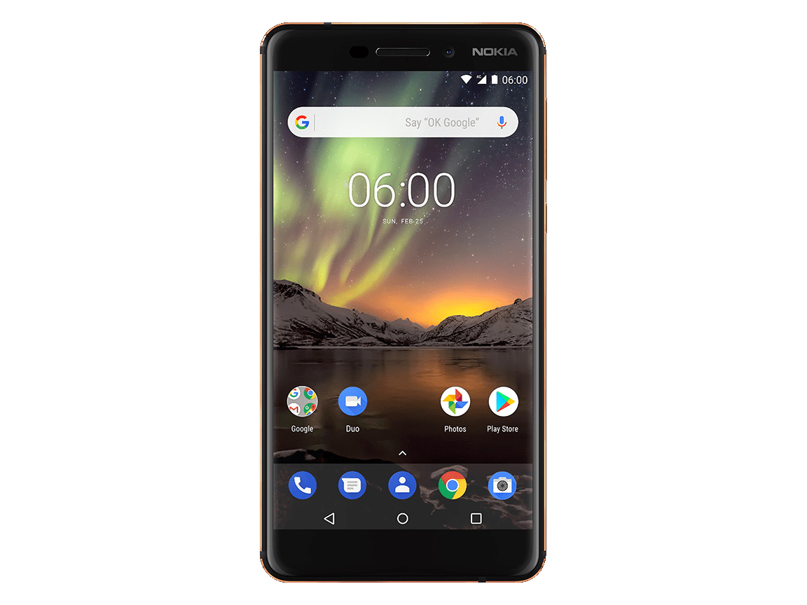 Nokia 6 Series - Notebookcheck.net External Reviews