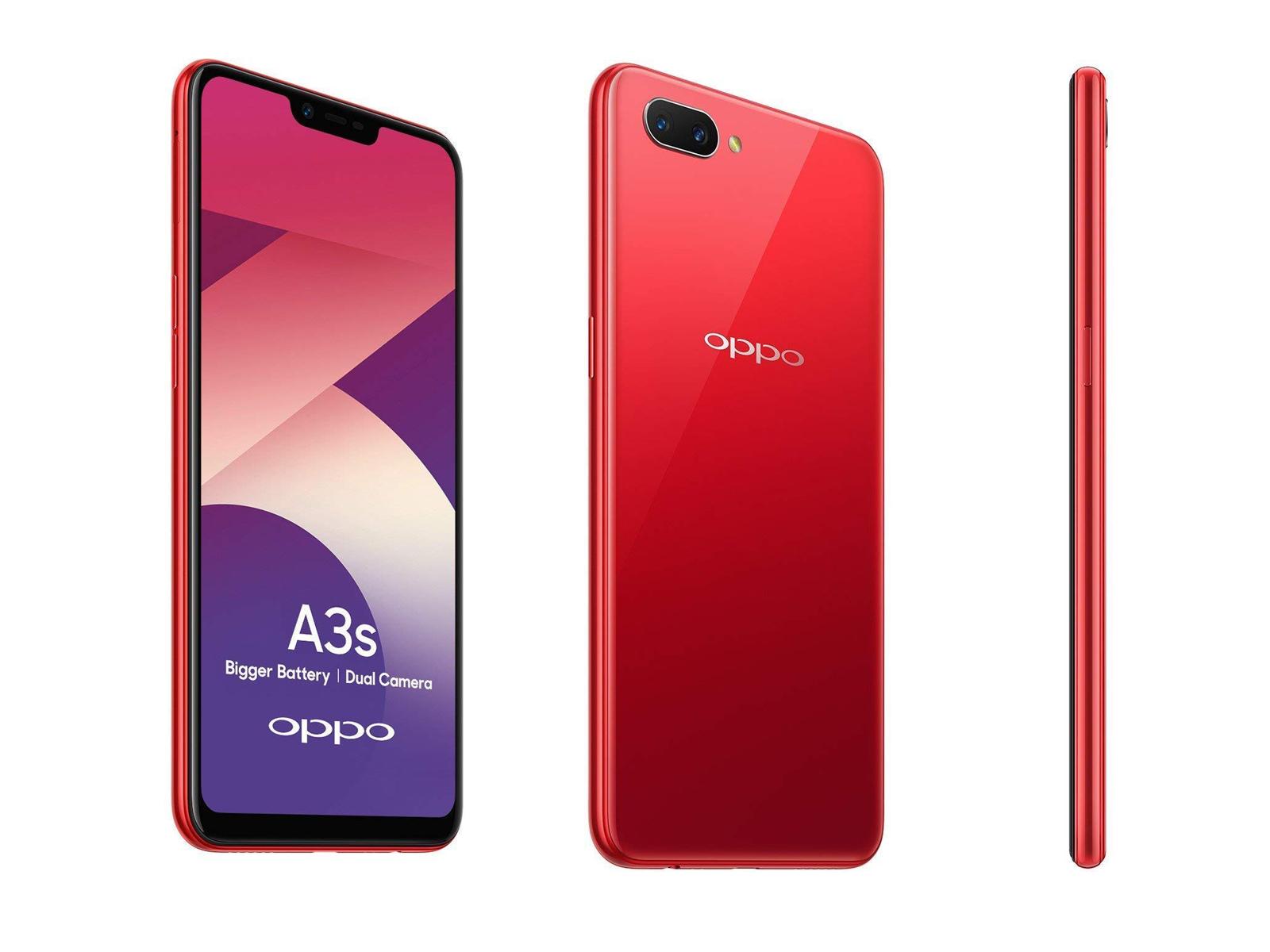 Oppo A3s Notebookcheck Net External Reviews