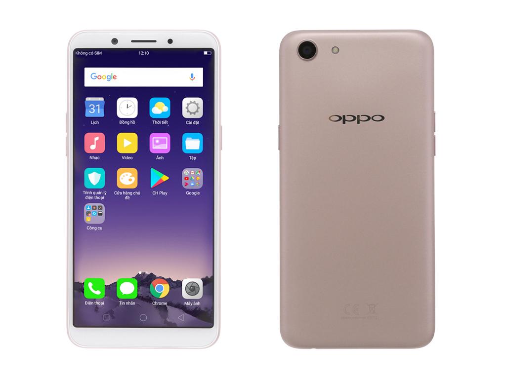 Oppo A83 - Notebookcheck net External Reviews