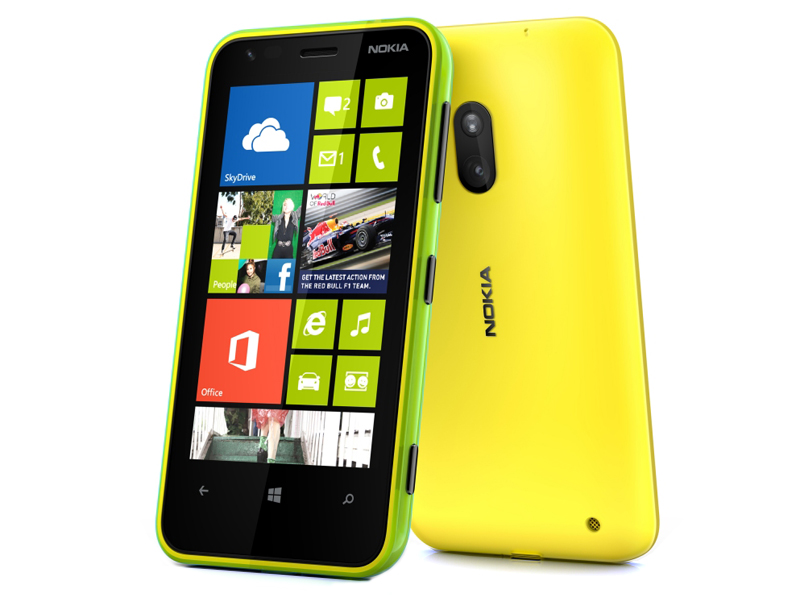 Here Are the Specifications of Nokia Lumia 620