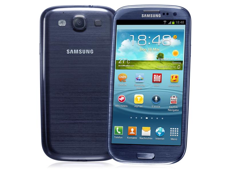 Samsung galaxy s3 notebookchecknet external reviews for Samsung küchenger te