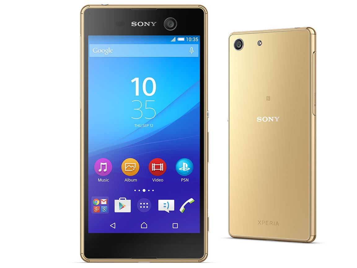 Sony Xperia M5: review and features