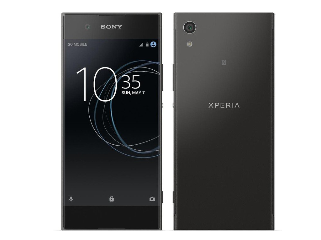 sony xperia xa1   notebookcheck   external reviews