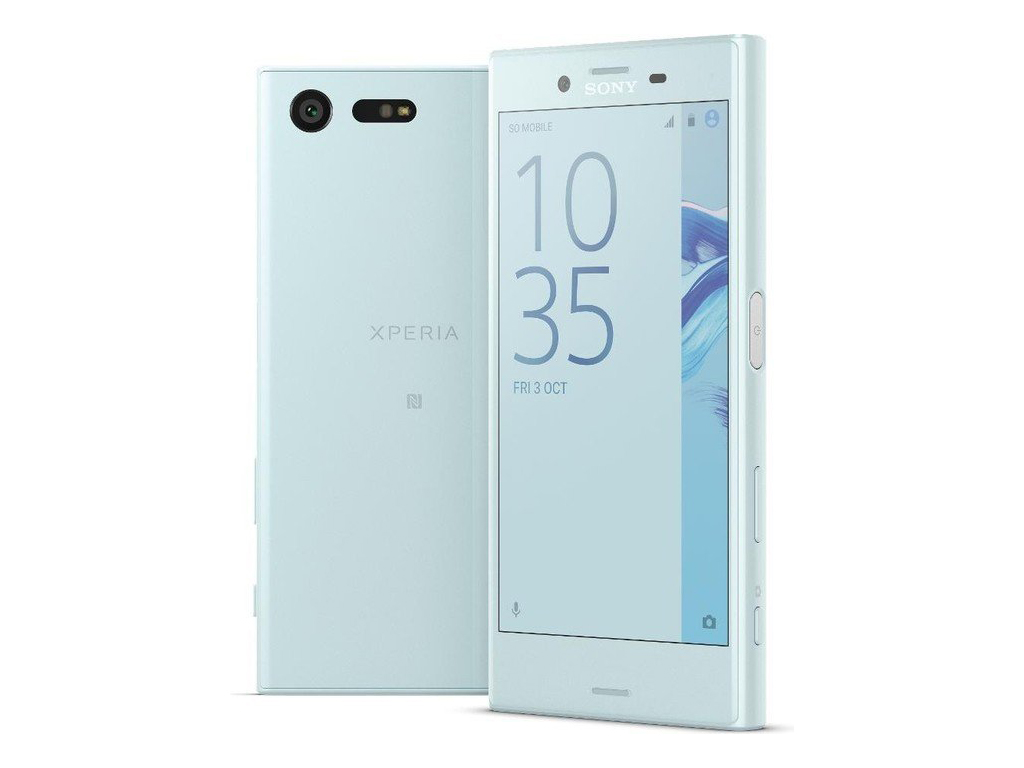 Sony Xperia X Compact - Notebookcheck net External Reviews