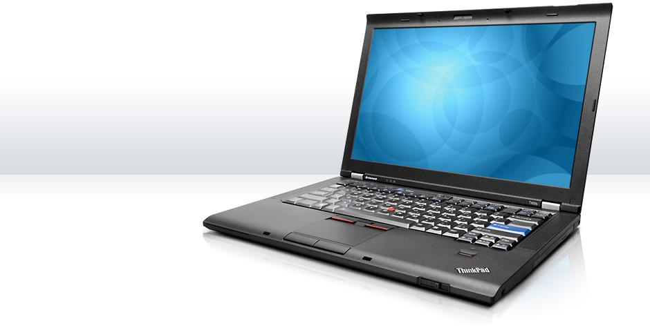 Lenovo ThinkPad T510-NTH4JGE - Notebookcheck net External Reviews