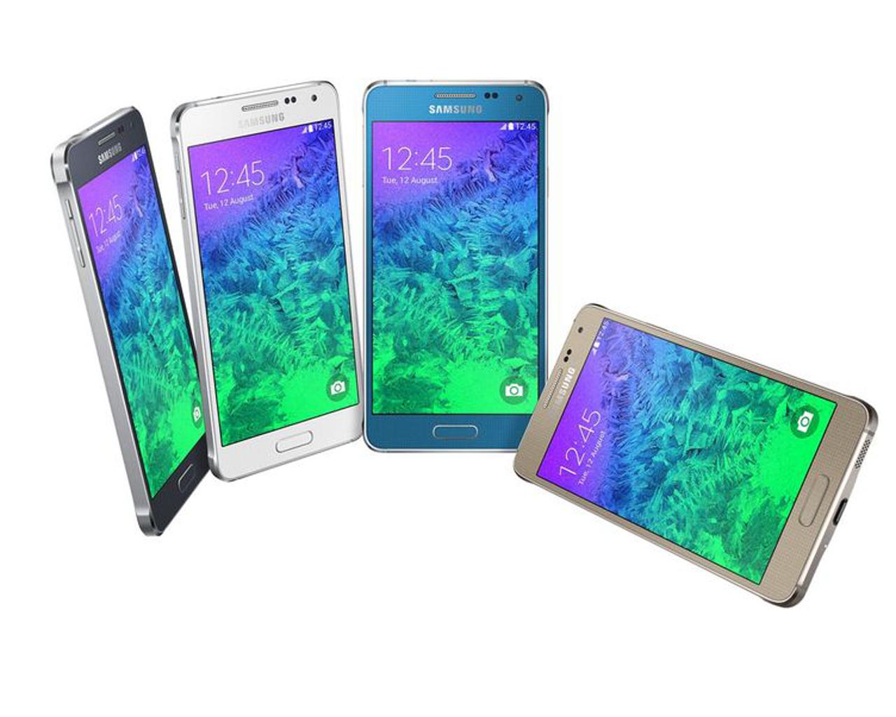Samsung Galaxy Alpha - Notebookcheck net External Reviews