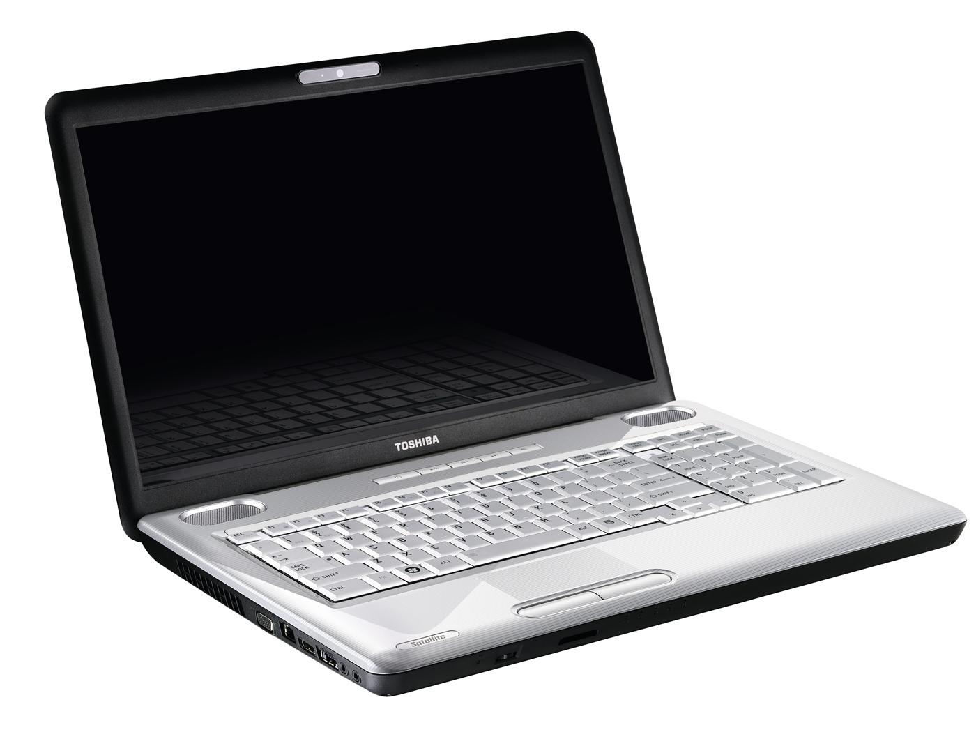Toshiba Satellite L550 207 Notebookcheck Net External