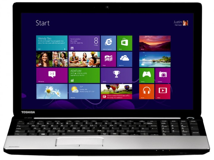 Notebook: Toshiba Satellite C55-A-1D5