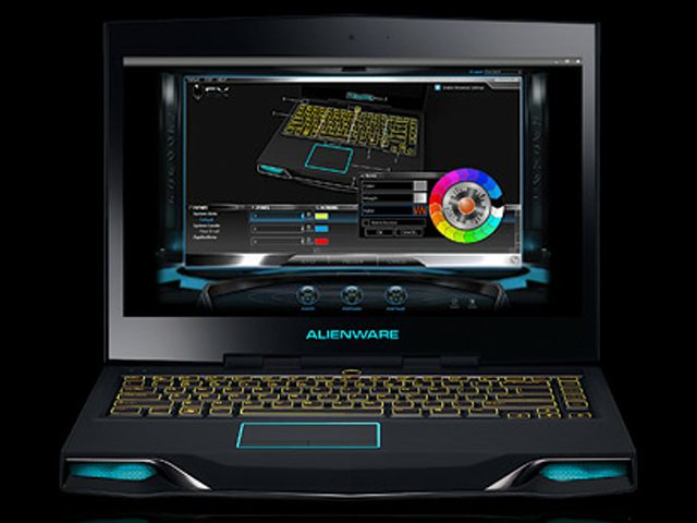Dell Alienware M14X R2 Driver Windows 7