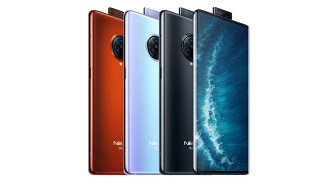 Vivo Nex 3S 5G - Notebookcheck.net External Reviews