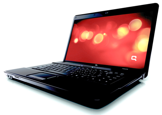 COMPAQ 610 NOTEBOOK DRIVER FOR WINDOWS 7