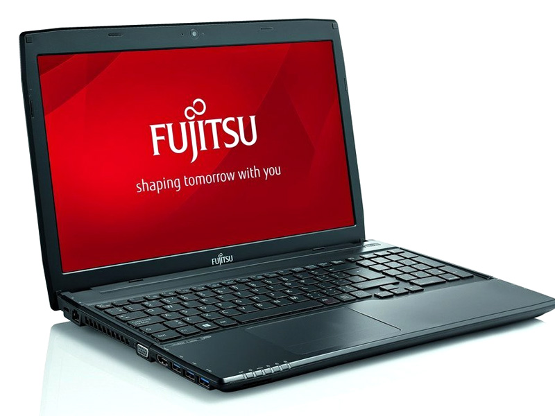 Fujitsu Lifebook A544 Notebookcheck Net External Reviews