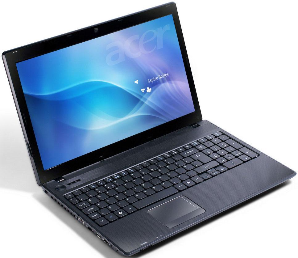 Acer Aspire 5552-N834G50Mnks - Notebookcheck.net External