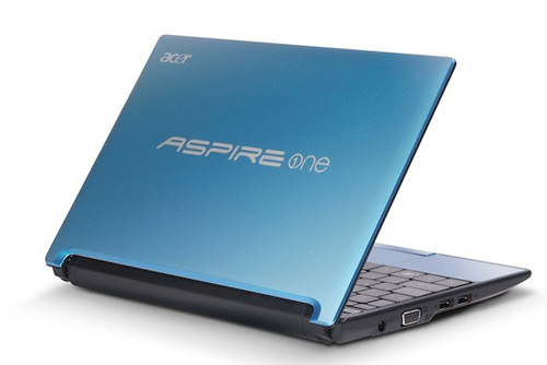 Acer Aspire One D260 Netbook Intel VGA Linux
