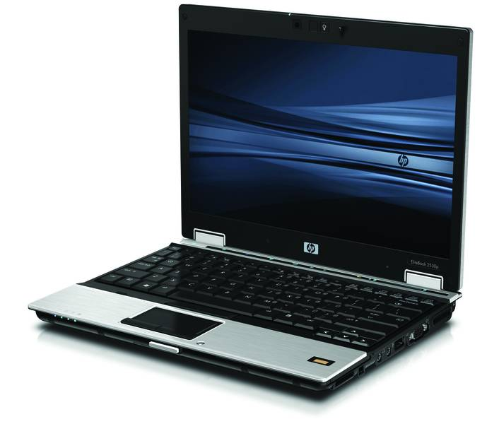 Notebook: HP EliteBook 2530p