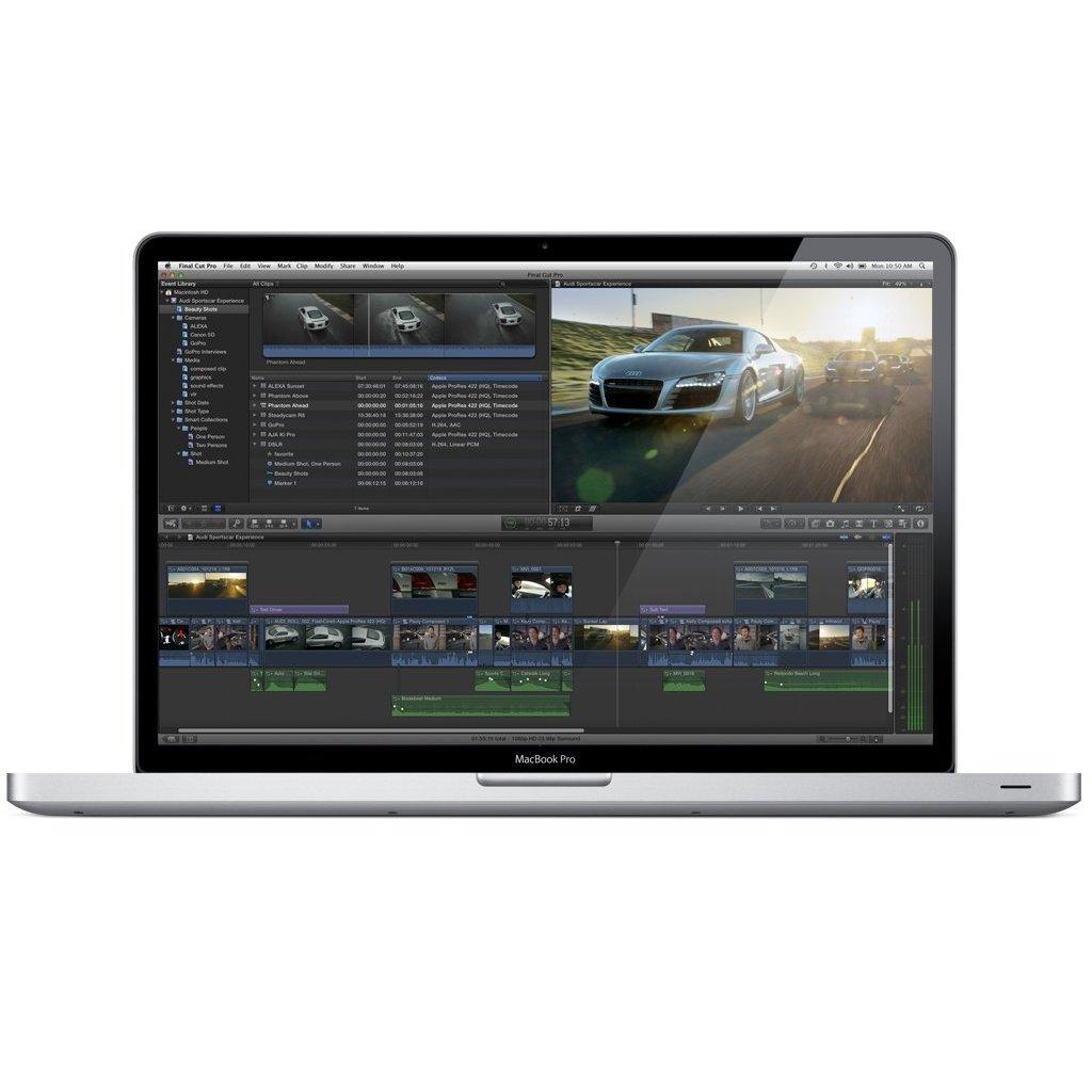 """Apple Macbook Pro 17"""" Series - Notebookcheck net External"""