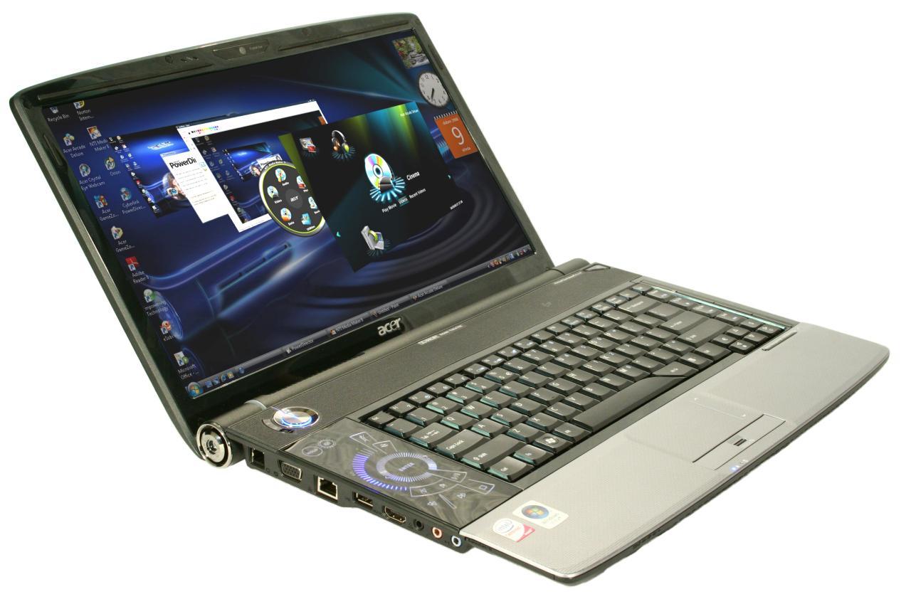 Acer Aspire 6920G-594G32Bn - Notebookcheck.net External