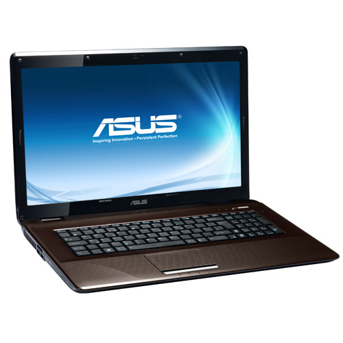 Notebook: Asus K72DR-A1 ( K72 Series )